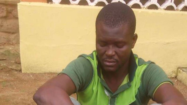 """Why I Bought 3 human Hearts For N10,000"" - Notorious Criminal Reveals (See His Face)"