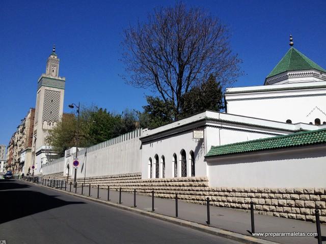La Gran Mezquita de París
