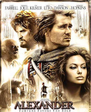 Poster Of Alexander In Dual Audio Hindi English 300MB Compressed Small Size Pc Movie Free Download Only At worldfree4u.com
