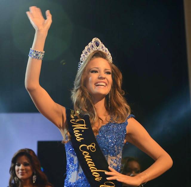 Miss Ecuador 2014