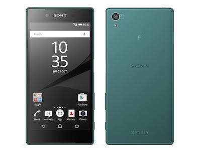 Harga Terbaru Sony Xperia Z5 Berserta Spesifikasinya