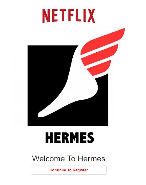 hermes netflix
