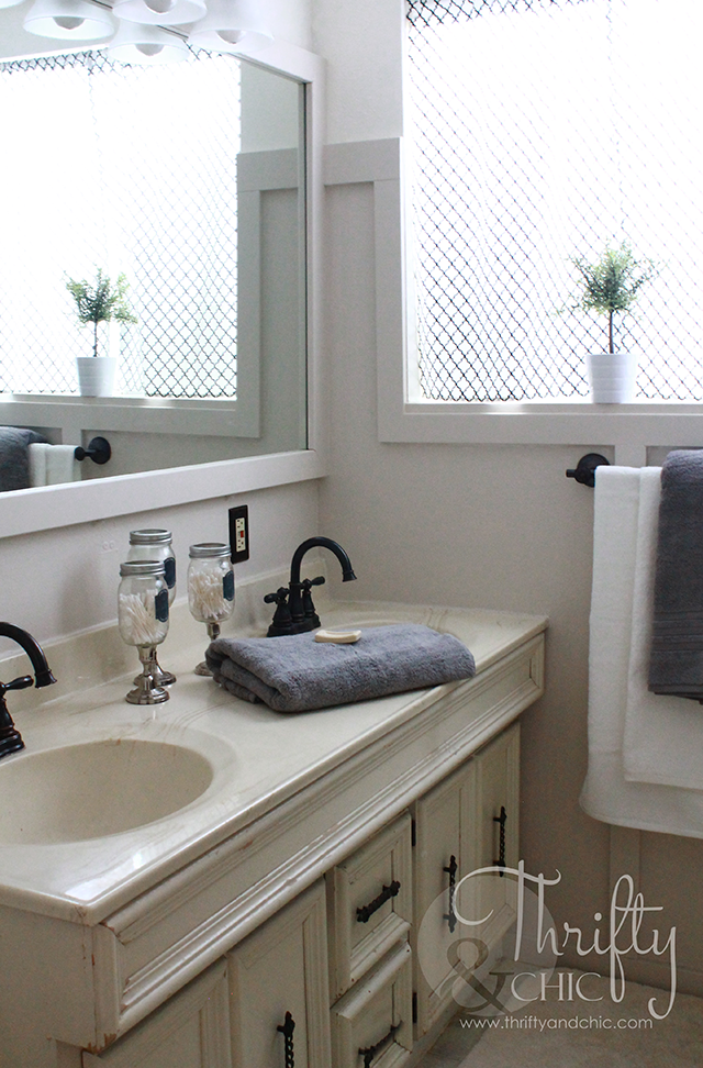 behr bathroom paintThrifty and Chic  DIY Projects and Home Decor