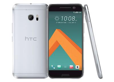 HTC 10 Silver