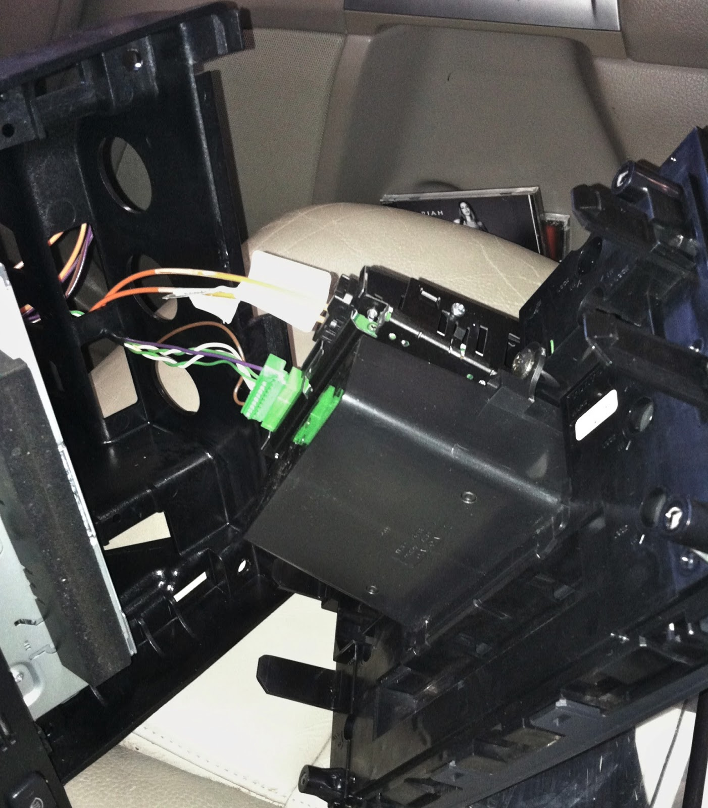 medium resolution of installing aftermarket stereo in volvo xc90