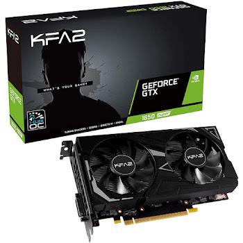 KFA2 GeForce GTX 1650 Super EX