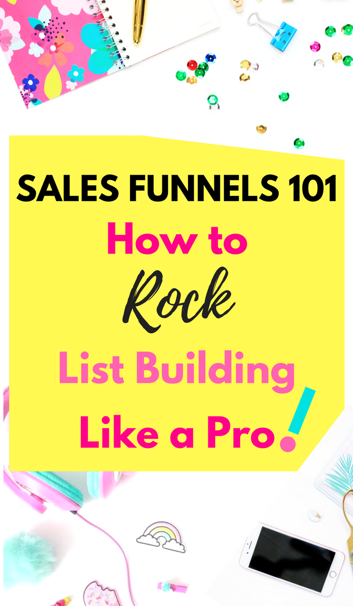 Make a consistant and sustainable income as an entrepreneur wit sales funnels. Here's a guide on what sales funnels are, what you need, and where to start.