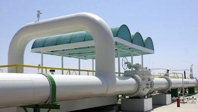 Το δίκτυο φυσικού αερίου στην Ήπειρο