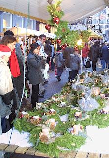 il mercato di Dordrech