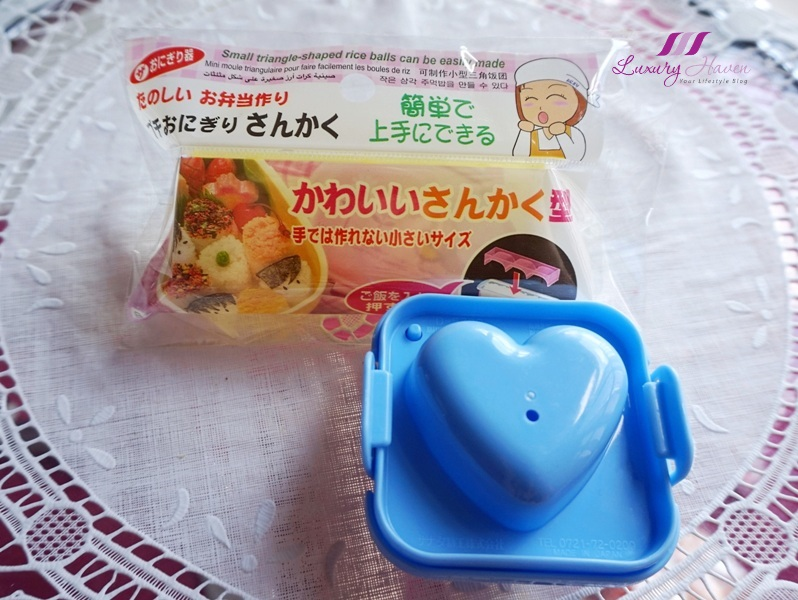 mothers day giveaway daiso sushi maker egg mould