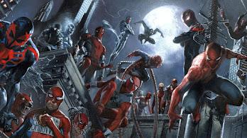 Spider-Man, Alternate Versions, Marvel, Comics, 4K, #4.2991