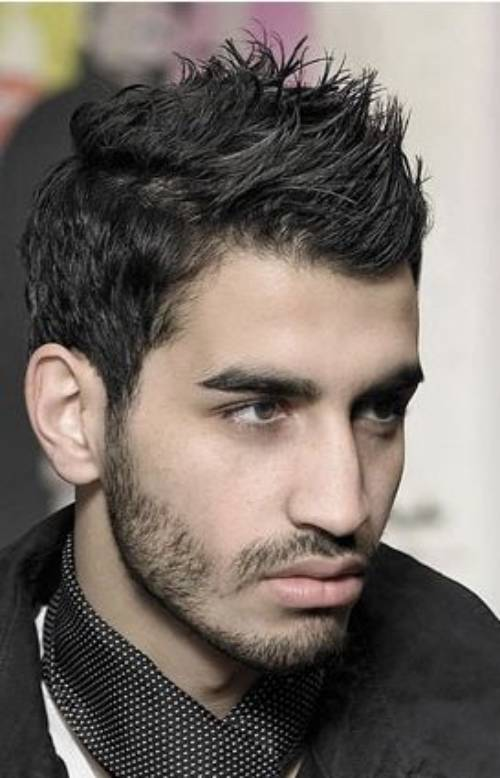 Image Result For Mens Faux Hawk Haircut