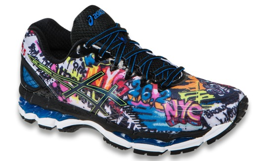 Ready For A Run?: ASICS 2015 NYC Marathon Pack for Men   SHOEOGRAPHY