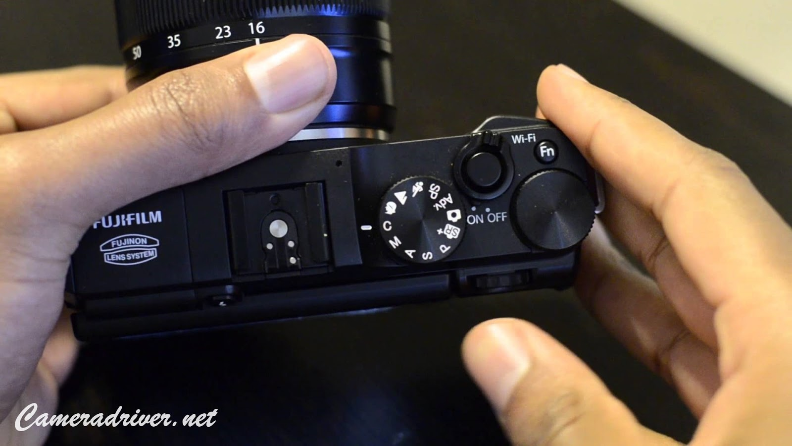Firmware Version 1.50 for Your Fujifilm X-A1