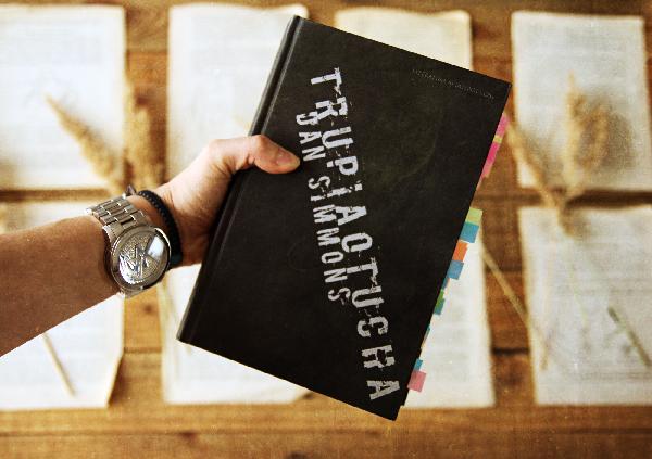 trupia otucha, książka, dan simmons, recenzja