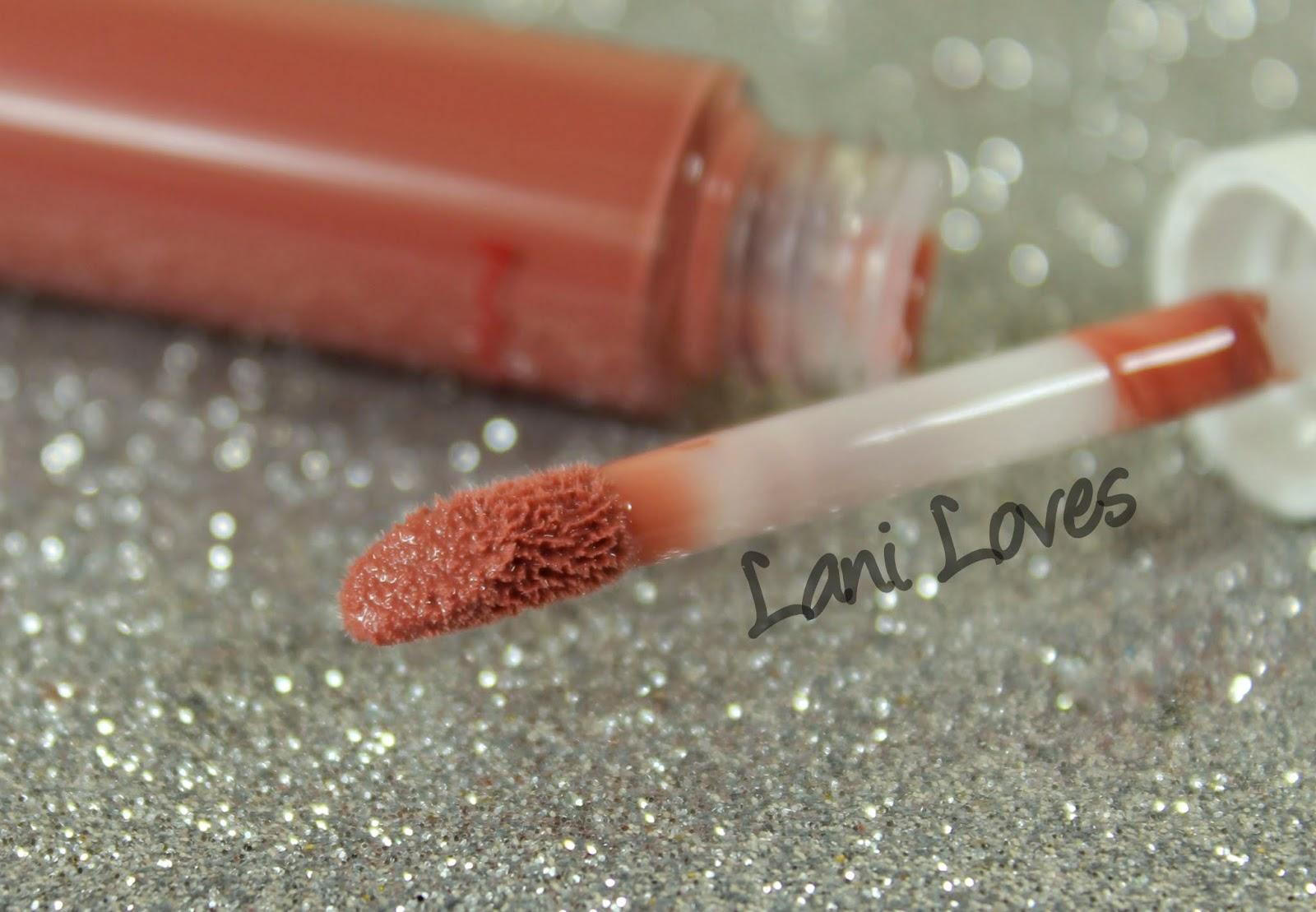 MAC Toledo - Oxblood Lipglass Swatches & Review
