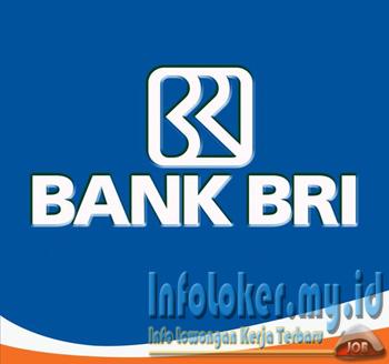 Lowongan Kerja Teller dan Customer Service Bank BRI