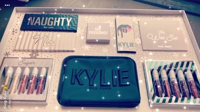 Kylie Holiday 5 Piece Lip Set by Kylie Cosmetics #21