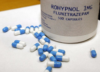 Rohypnol: date rape drug example