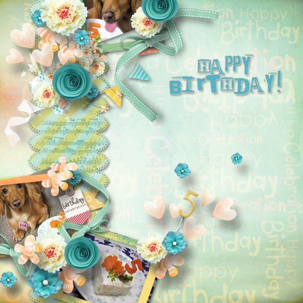 DSB  Happy Birthday