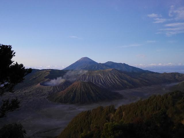 Gunung Bromo dari Pananjakan