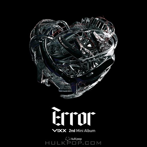VIXX – Error – EP (FLAC + ITUNES PLUS AAC M4A)