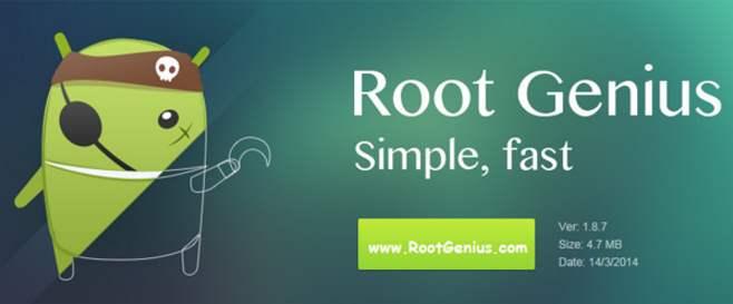 Cara Mudah Root Android Tanpa PC Dengan Root Genius Mobile - R-Share