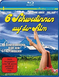 Six Swedish Girls in Alps – Sechs Schwedinnen auf der Alm (1983)