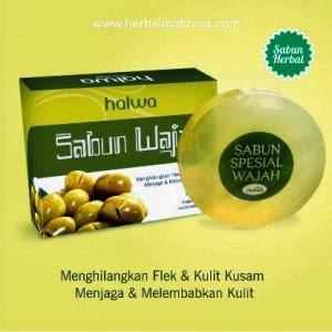 Sabun Wajah Sabun Herbal Kesehatan Halwa