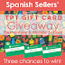 TpT Gift Cards Giveaway!