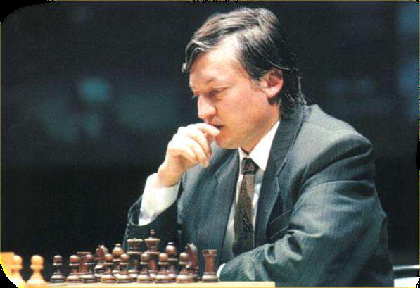 Grandmaster Karpov Posisional