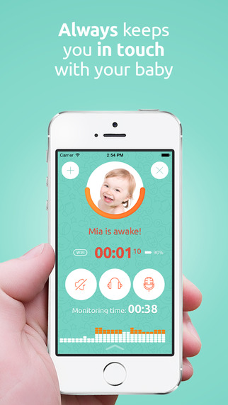baby monitor iphone app baby monitor app the naptime reviewer 5411