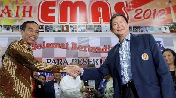 BPN : Jokowi Minta Duit ke Adik Prabowo Untuk Pilgub DKI