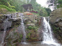 Air Terjun Surodadu Pacet Wisata Baru di Mojokerto