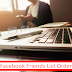 Friends List order On Facebook 2019  | Facebook Friend List Order