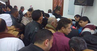 سرقة احذية مصلين في مسجد افتتحه وزير الاوقاف اليوم