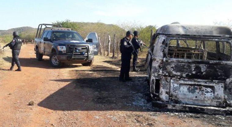 """Nuevo golpe de """"Los Tequileros"""": secuestran a 14 personas"""