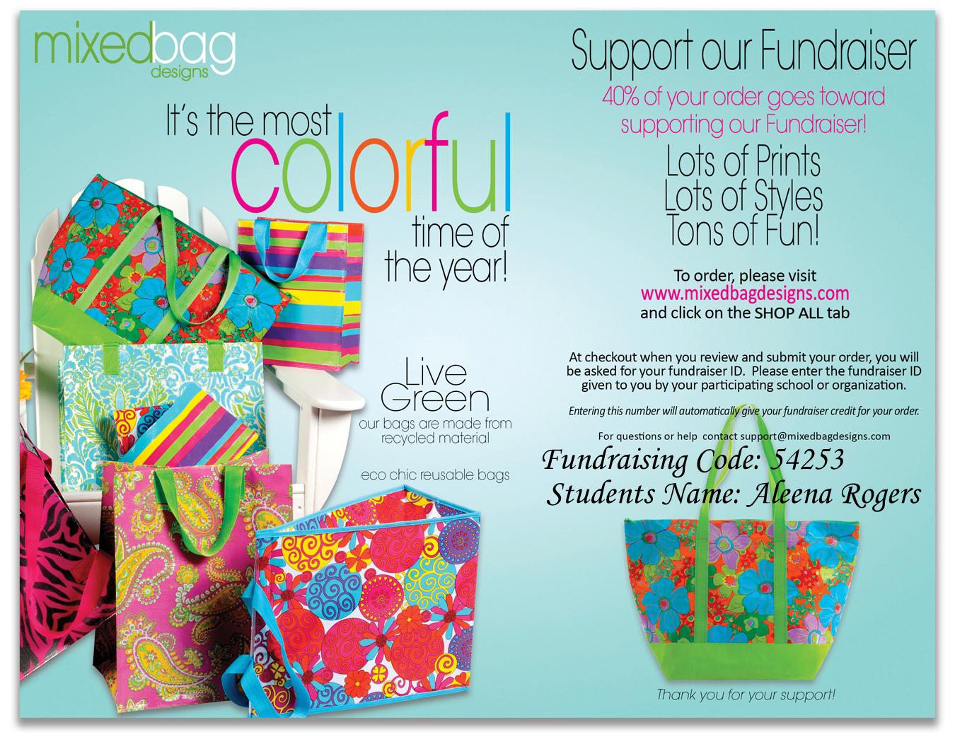 Help Send Aleena To England New Fundraiser Mixed Bag
