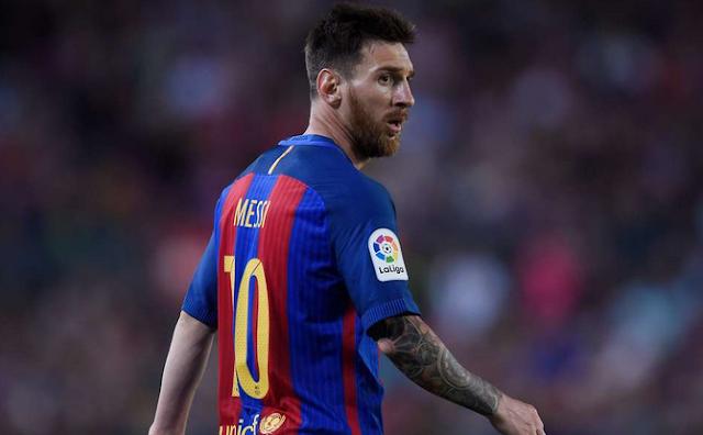 Messi Sepakat Perpanjang Kontrak Hingga 2021