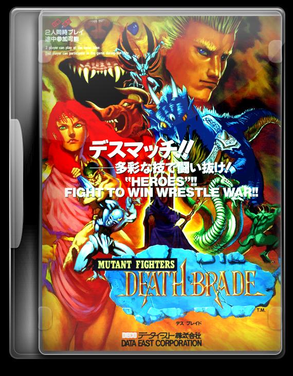 Mutant Fighter (Arcade)