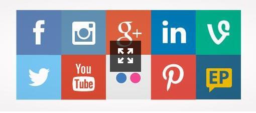 Descubra el Parlamento Europeo en las redes sociales (haz clic sobre la imagen)