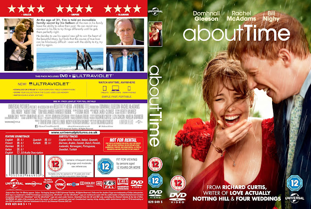 About Time DVD Cover
