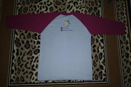 Baju Sobat Trip & Jelajah Sumatera