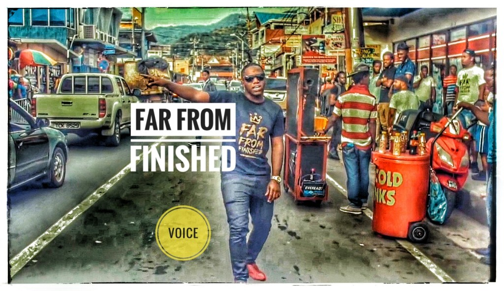 Far From Finished | Voice | Trinidad & Tobago 2017 Sokah2Soca