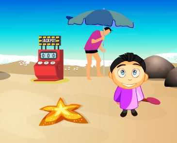 ZooZooGames Escape Beach …