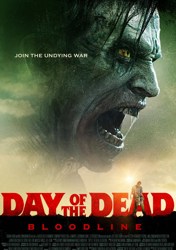 مشاهدة فيلم Day of the Dead: Bloodline 2018 مترجم