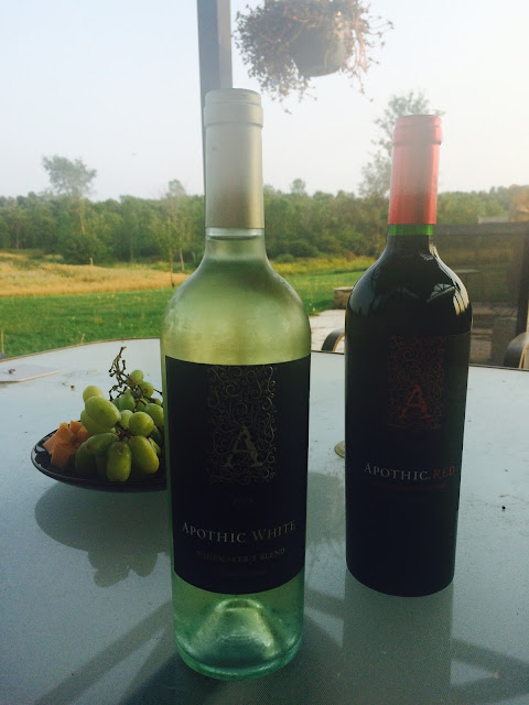 Apothic wine review red and white