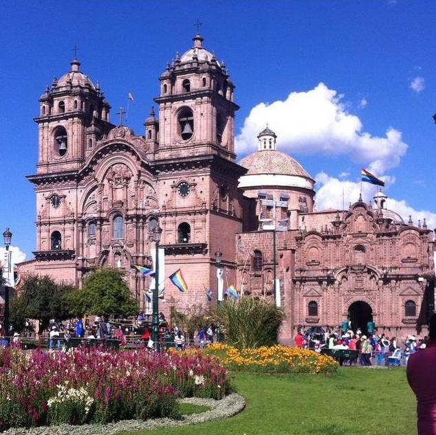 Patrimônios da Humanidade pela UNESCO - Cusco, Peru