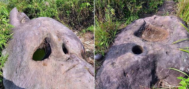 Batu Lumpang dan Batu Buruy