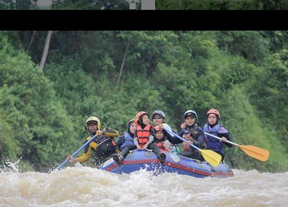 Arung Jeram Sungai Ciwulan